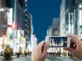Tìm Wifi miễn phí ở đâu trong thành phố Tokyo