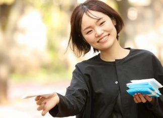 Khăn giấy tặng miễn phí tại Nhật